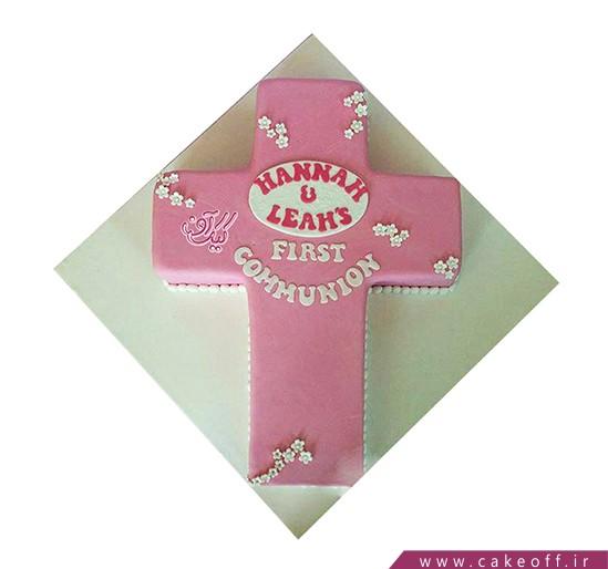 کیک جشن کریسمس - کیک صلیب مقدس | کیک آف