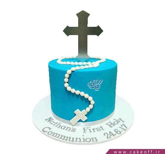 کیک کریسمس - کیک مسیحا   کیک آف