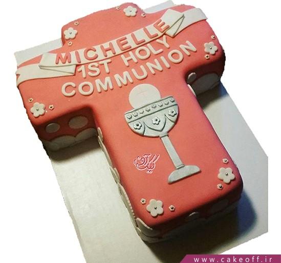 کیک صلیب - همه چیزی که برای کریسمس میخواهم | کیک آف