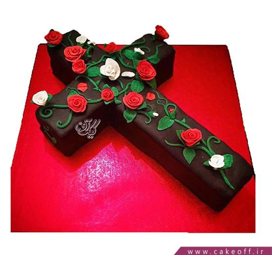 کیک یک کریسمس نسبتاً عجیب و غریب