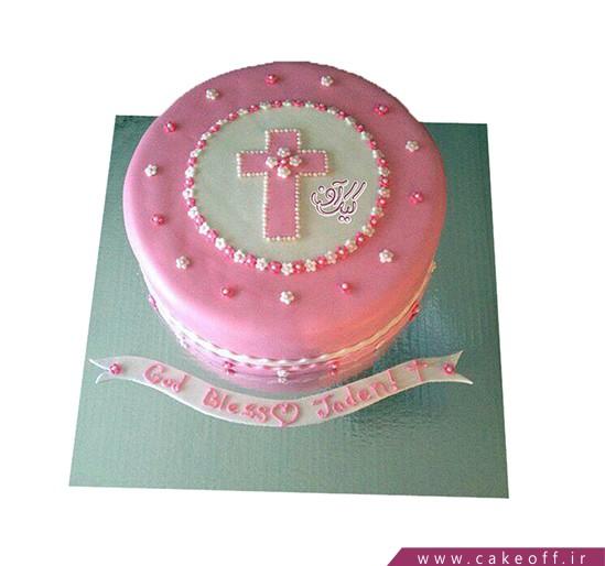 کیک سال نو میلادی - کیک کریسمس - کیک سامانتا | کیک آف