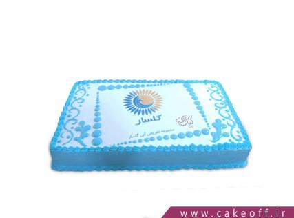 چاپ روی کیک - کیک گلسار | کیک آف