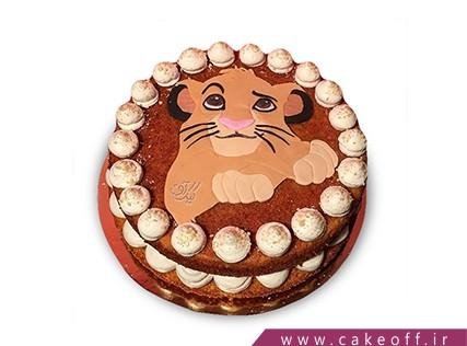 کیک تولد جدید - کیک شیر شاه 3 | کیک آف