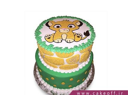 تهیه کیک تولد - کیک شیر شاه 10 | کیک آف