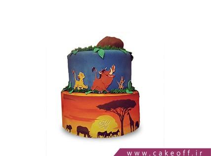 تهیه کیک تولد - کیک شیر شاه 11 | کیک آف