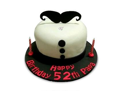 سفارش کیک روز مرد - کیک پوآرو 1 | کیک آف