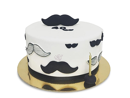 سفارش کیک سیبیل - کیک داش مشتی ها | کیک آف