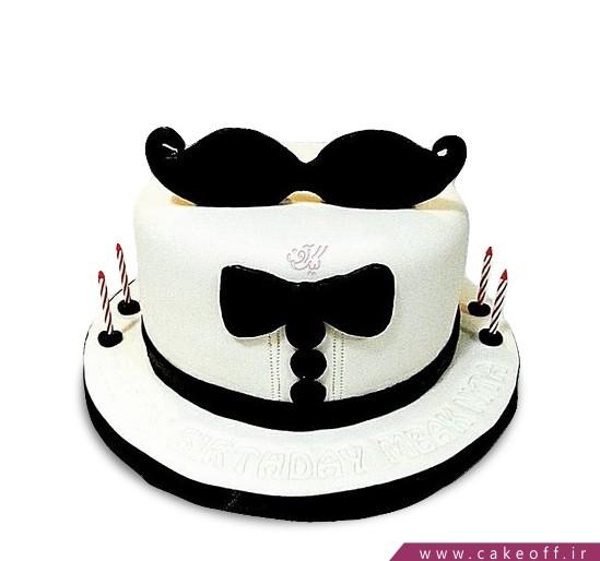 سفارش کیک روز پدر - کیک بیگوتی | کیک آف