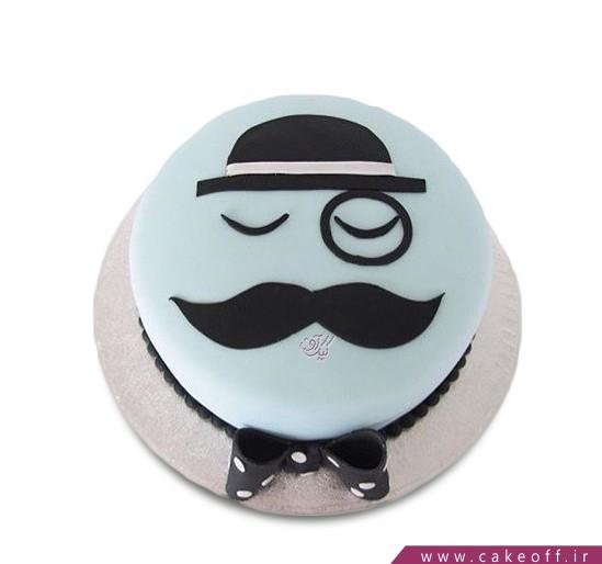 سفارش کیک روز مرد - کیک پوآرو ۲ | کیک آف