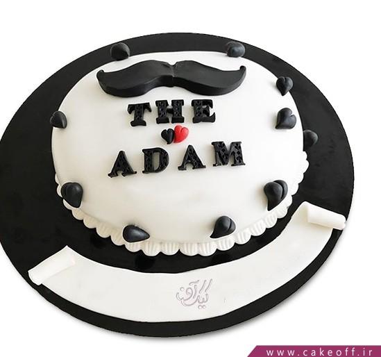 کیک سیبیل - کیک بیبوتی | کیک آف