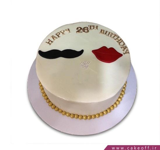 سفارش کیک سبیل - کیک تو و من | کیک آف