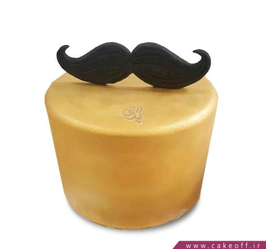 کیک سیبیل خان