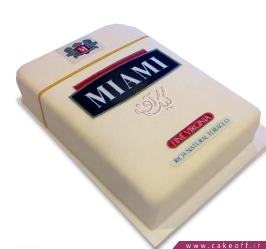کیک سیگار، دود، درد