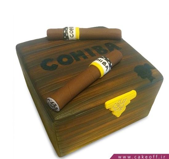 کیک سیگار برگ 2