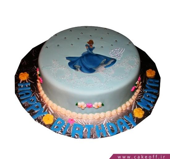 کیک سیندرلا دنسر