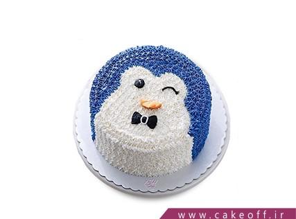کیک فانتزی - کیک پنگوئن شیطون | کیک آف