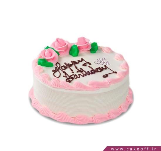 سفارش کیک اینترنتی در اصفهان - کیک آندلس ۲ | کیک آف