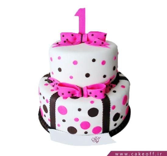 سفارش اینترنتی کیک - کیک تولد آریا 1   کیک آف