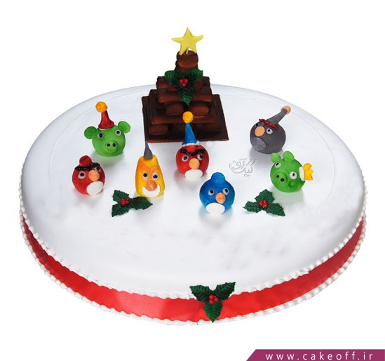 کیک انگری بردز 1