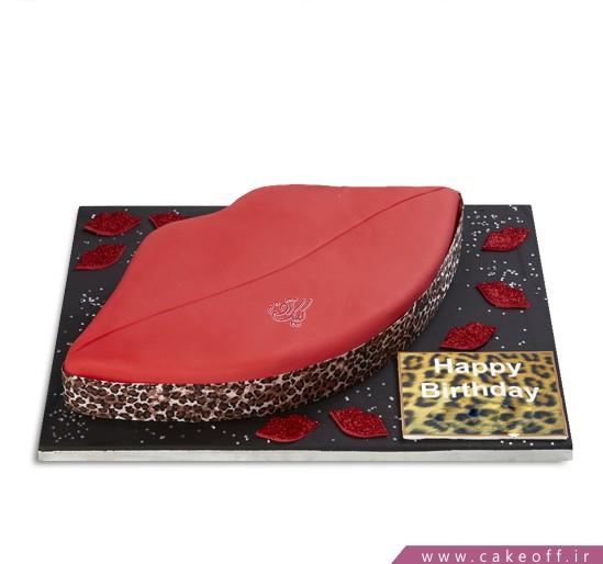 سفارش کیک تولد در اصفهان - کیک تولد لعل | کیک آف