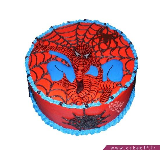 کیک مرد عنکبوتی ماجراجو