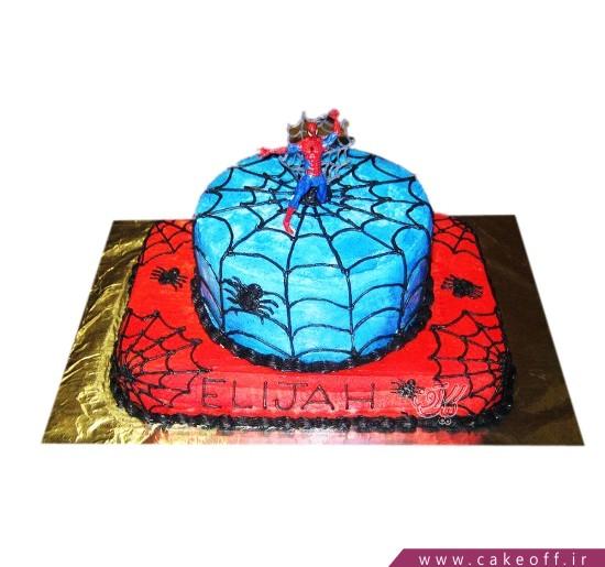کیک مرد عنکبوتی پیروز می شود