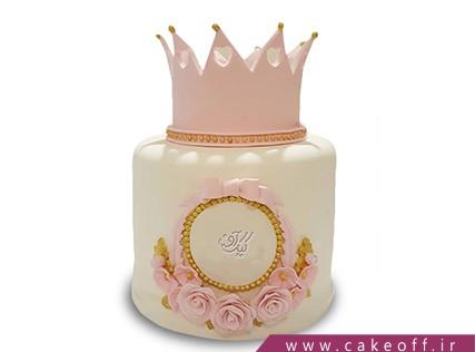 کیک روز دختر آیم کویین | کیک آف