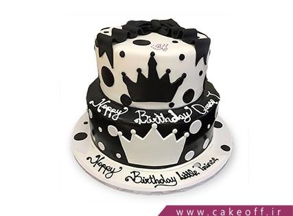 جدیدترین کیک تولد پسرانه - کیک مای کینگ | کیک آف