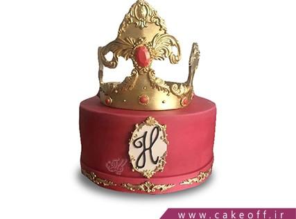 کیک تولد فانتزی دخترانه - کیک درانینگ | کیک آف