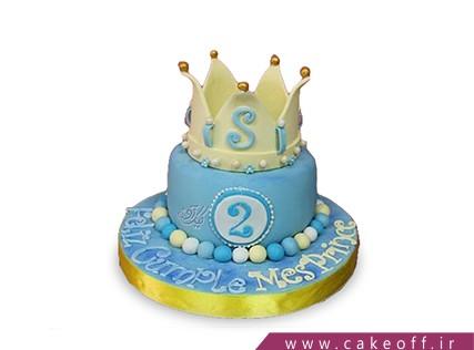 جدیدترین کیک تولد پسرانه - کیک پادشاه شهر آبی | کیک آف