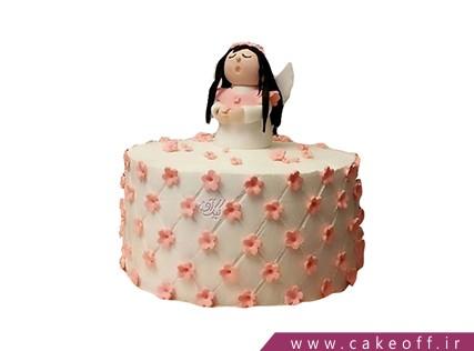 کیک جشن تکلیف رو به نور | کیک آف