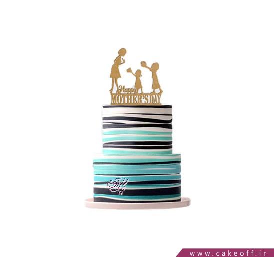 کیک روز مادر - کیک بهشت زیر پای مادر | کیک آف