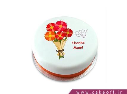 کیک عاشقانه - کیک نگار من | کیک آف