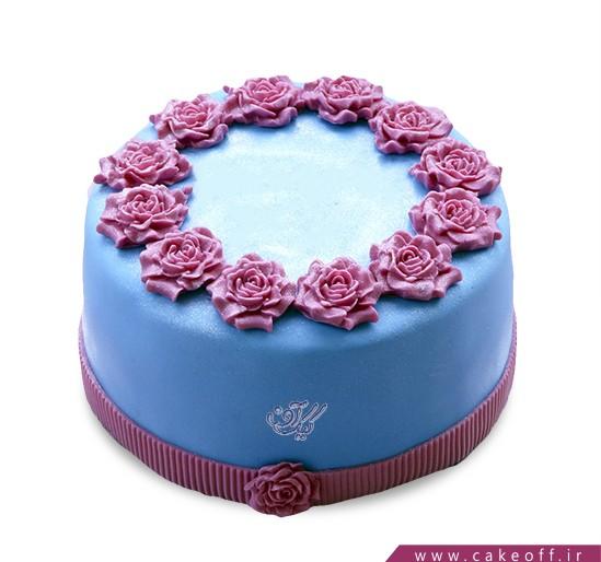 خوشمزه ترین کیک - کیک حلقه گل | کیک آف