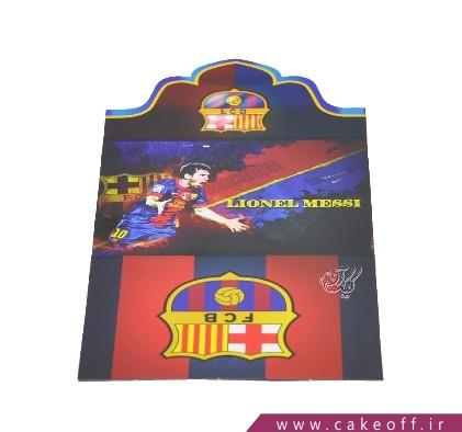 کارت دعوت تولد - تم بارسلونا | 10 عدد