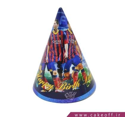 کلاه تولد | تم بارسلونا