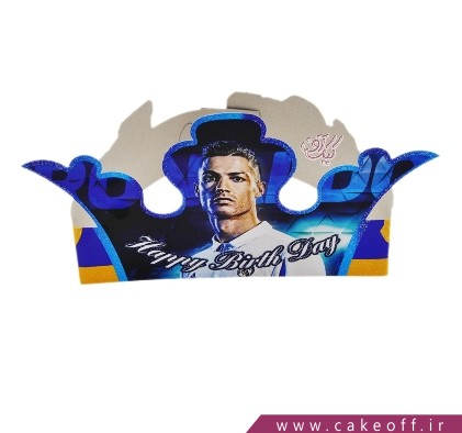 تاج تولد - تم رئال مادرید | 4 عدد