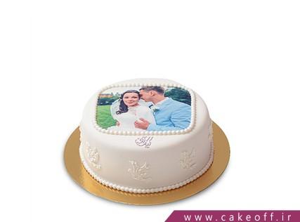 چاپ عکس روی کیک در اصفهان - کیک شاداب | کیک آف