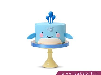 کیک تولد حیوانات - کیک تولد دلیف | کیک آف