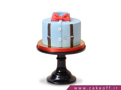 کیک تولد مردانه - کیک مردانه مای من | کیک آف