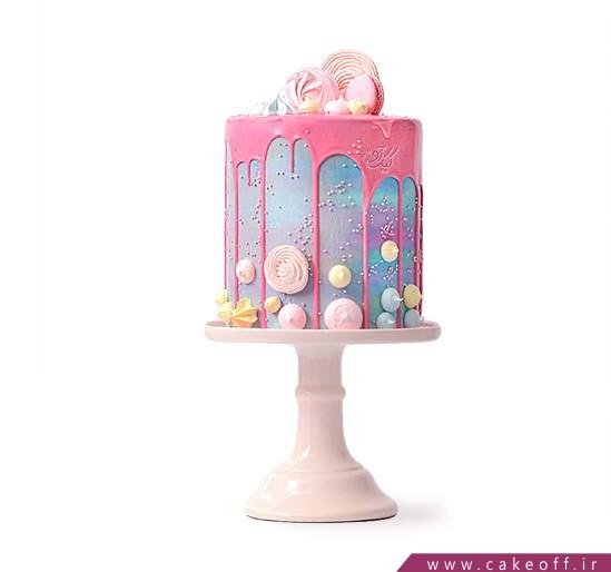 سفارش کیک تولد در اصفهان - کیک شکر ناز | کیک آف