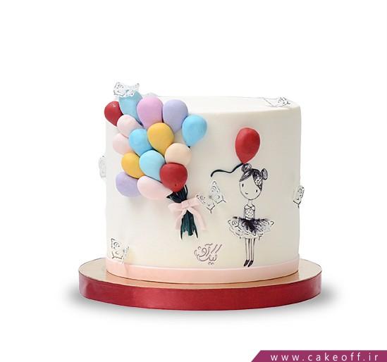کیک آرزوهای الی کوچولو