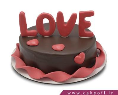 کیک نیوشا عاشقانه من | کیک آف
