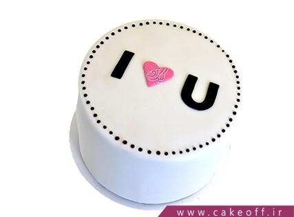 کیک ولنتاین من، عشق، خاطره | کیک آف