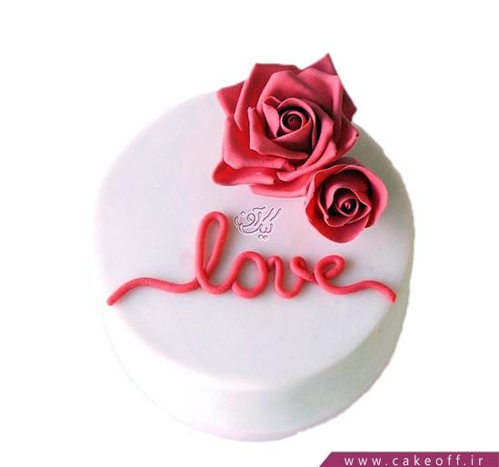 کیک عاشقانه به خاطر سپردمت | کیک آف