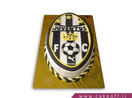 کیک ورزشی یوونتوس 3 | کیک آف