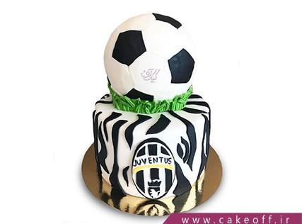 کیک ورزشی یوونتوس 2 | کیک آف