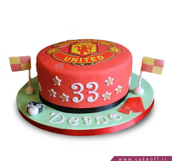 کیک منچستر یونایتد 2
