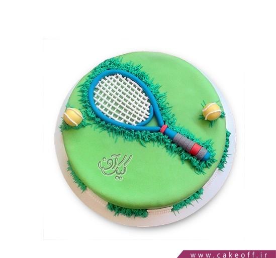 کیک راکت تنیس 1