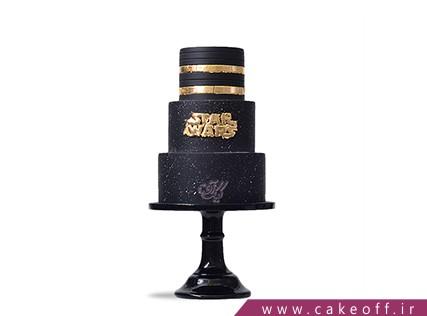 سفارش کیک خاص - کیک جنگ ستارگان 3 | کیک آف